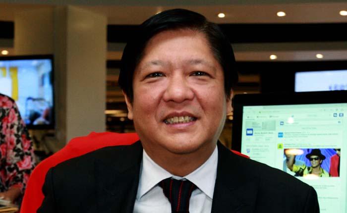 Senator Ferdinand 'Bongbong' Marcos Jr.