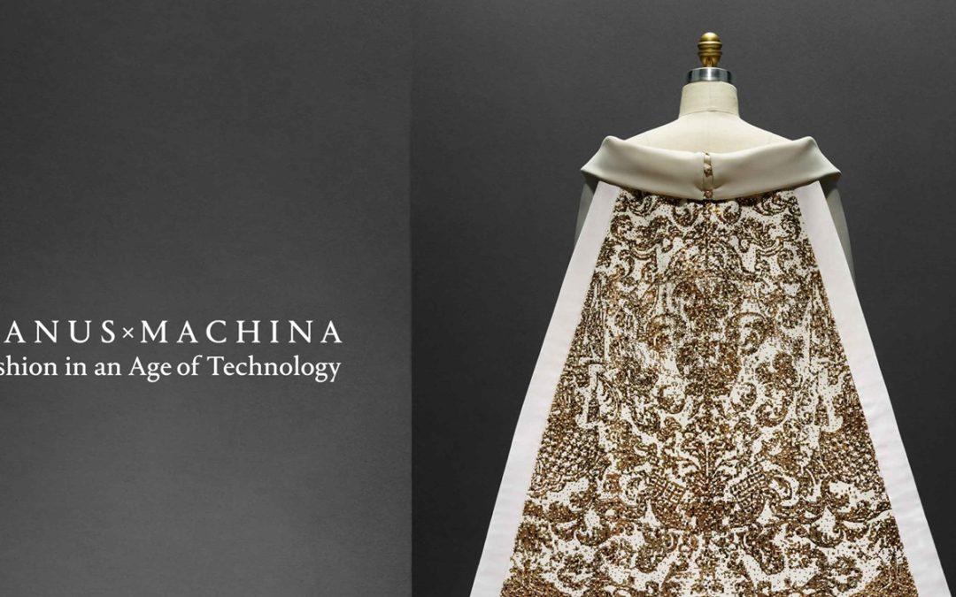 New York's Metropolitan Extends Tech-Linked Fashion Exhibit