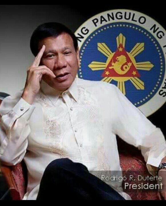 Pangulong Rodrigo Duterte