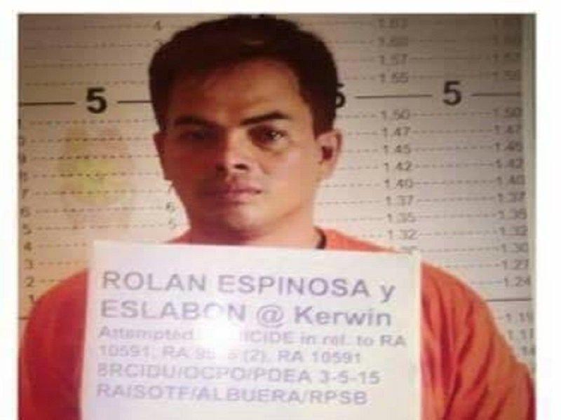 Patay Ang Anak Ni Mayor Espinosa Na Si Kerwin