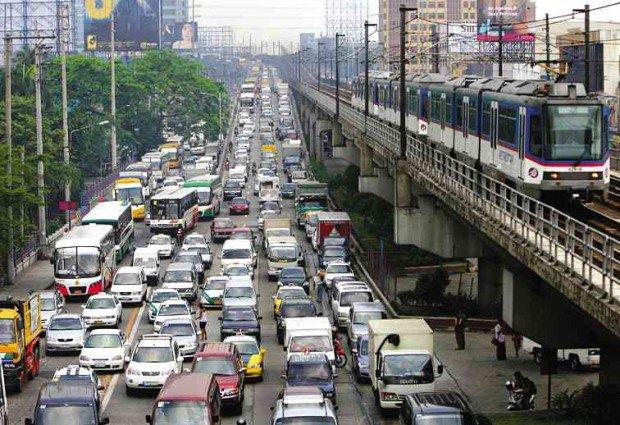 Traffic EDSA