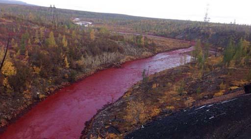 Daldykan River