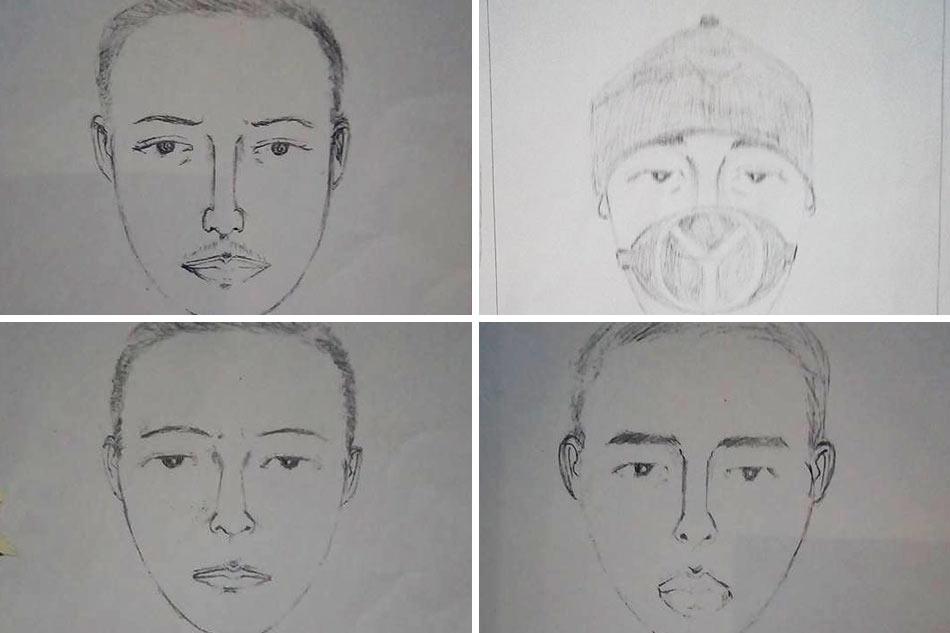 Davao bombing suspects