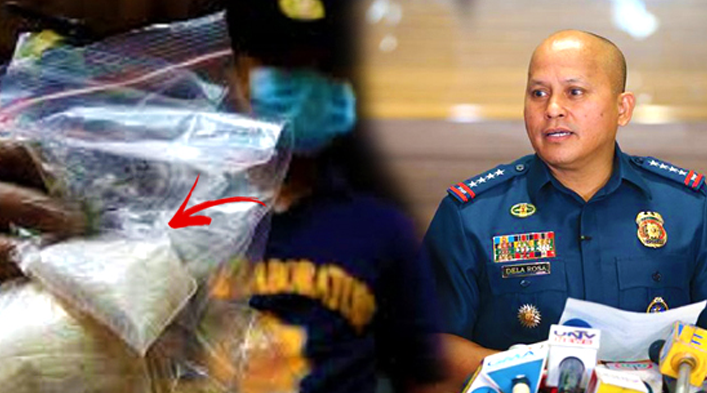 Philippine National Police Chief Ronald 'Bato' dela Rosad