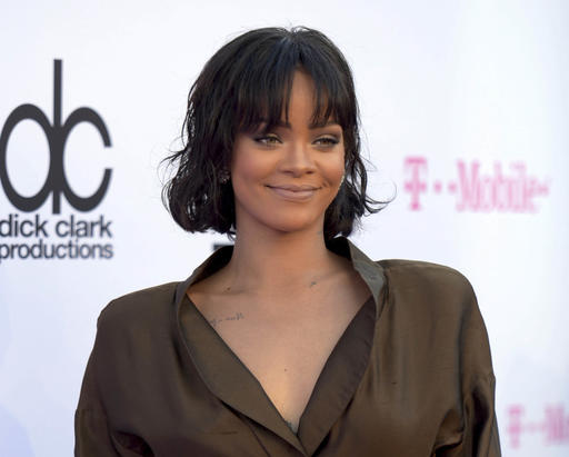 Rihanna launches new fashion collection for Puma