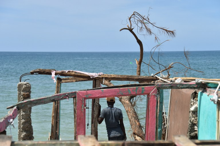 At least 1.4 million need aid in Haiti after Matthew: UN