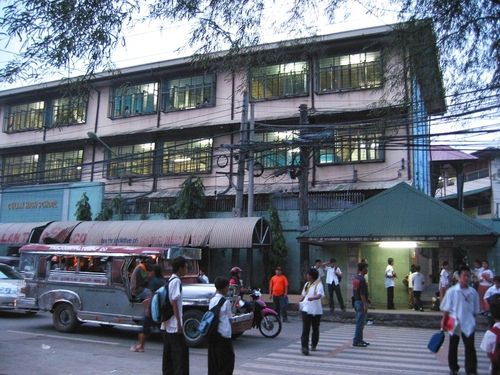 Bomb scare hits High School in QC