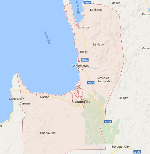 4.8 magnitude earthquake rattles' residents in Agusan del Norte