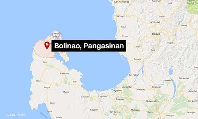 Niyanig ang Pangasinan ng Magnitude 5.3 na lindol