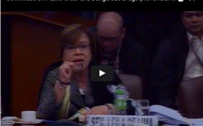 Day 2: Senate Probe Into Espinosa Slay [LIVE]