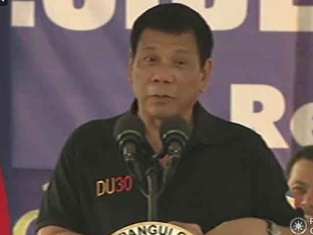 DUTERTE: I PRAY THAT EVERYBODY WILL FIND A SPACE IN HIS HEART FOR FORGIVENESS