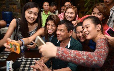 TIME Magazine Tags Makati City As 'World's Selfie Capital'