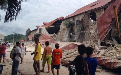 Magnitude 7.2 Quake Hits Waters off Sulu