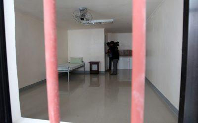 Court commits De Lima to PNP Custodial Center