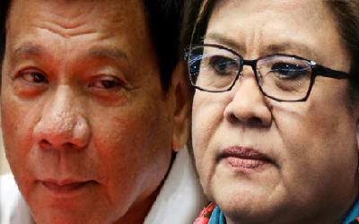 'Open Letter' Ni De Lima Kay Duterte Tinawanan Ng Palasyo