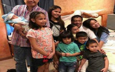 Duterte Celebrates 72nd Birthday With Family In A Simple Way