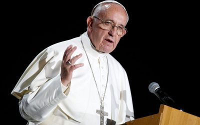 Pope signals he's open to married Catholic men becoming priests