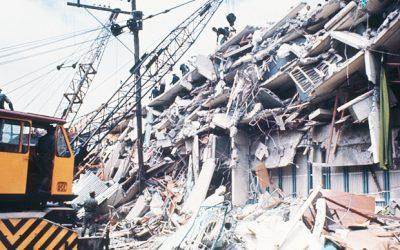 Massive 7.3 earthquake rocks the Philippines