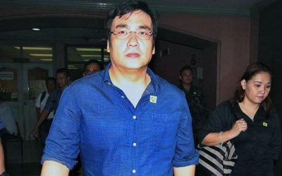 Bong Revilla discharged from hospital after confinement