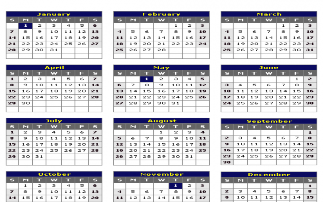 Plan ahead: Palace releases list of 2018 holidays