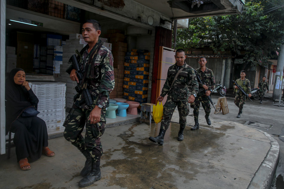 Military says 5-yr martial law extension may be too long