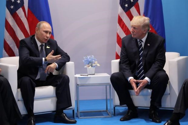 Trump, Putin held a second, undisclosed meeting at G20 summit