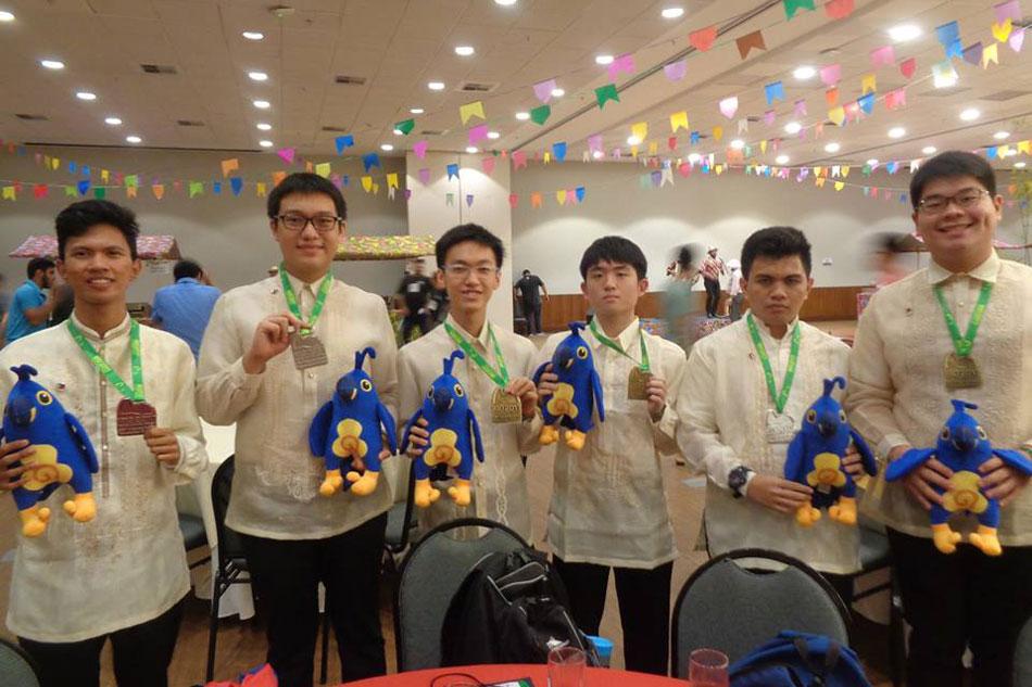 Kabataang Pinoy, nakasungkit ng mga medalya sa International Math Olympiad