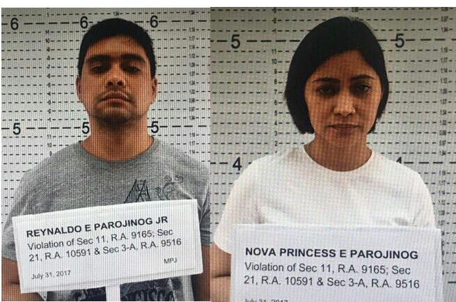 Magkapatid na Parojinog 'di pinayagang makadalo sa libing ng kanilang mga kaanak