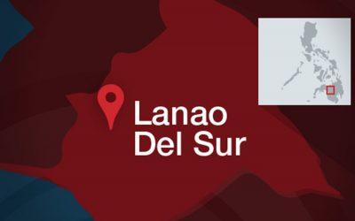 Armadong grupo, nanggulo sa isang bayan sa Lanao del Sur