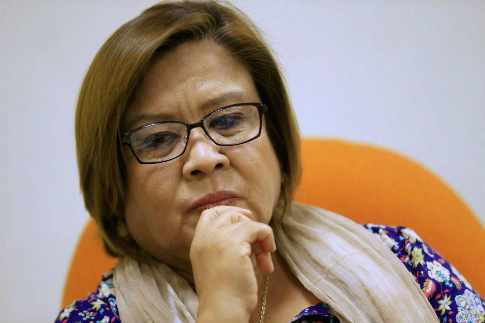 Minority bloc urges Senate to allow De Lima join plenary deliberations