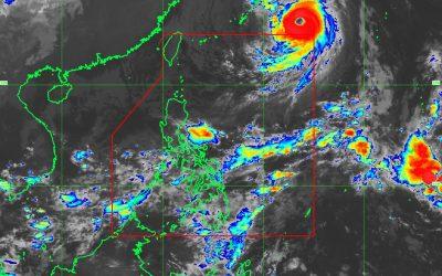 Typhoon Paolo leaves PAR