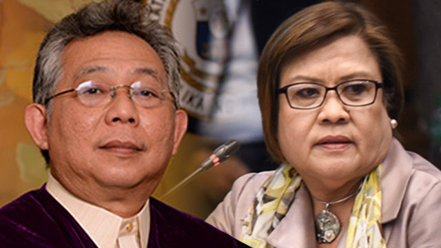 Justice Caguioa: If it happened to De Lima, it can happen to anyone