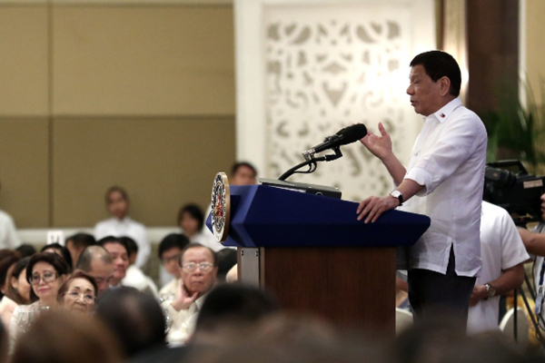 Duterte to EU ambassadors in PH: Leave my country in 24 hours