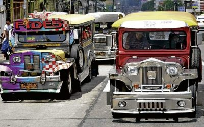 No more old PUJs next year – Duterte