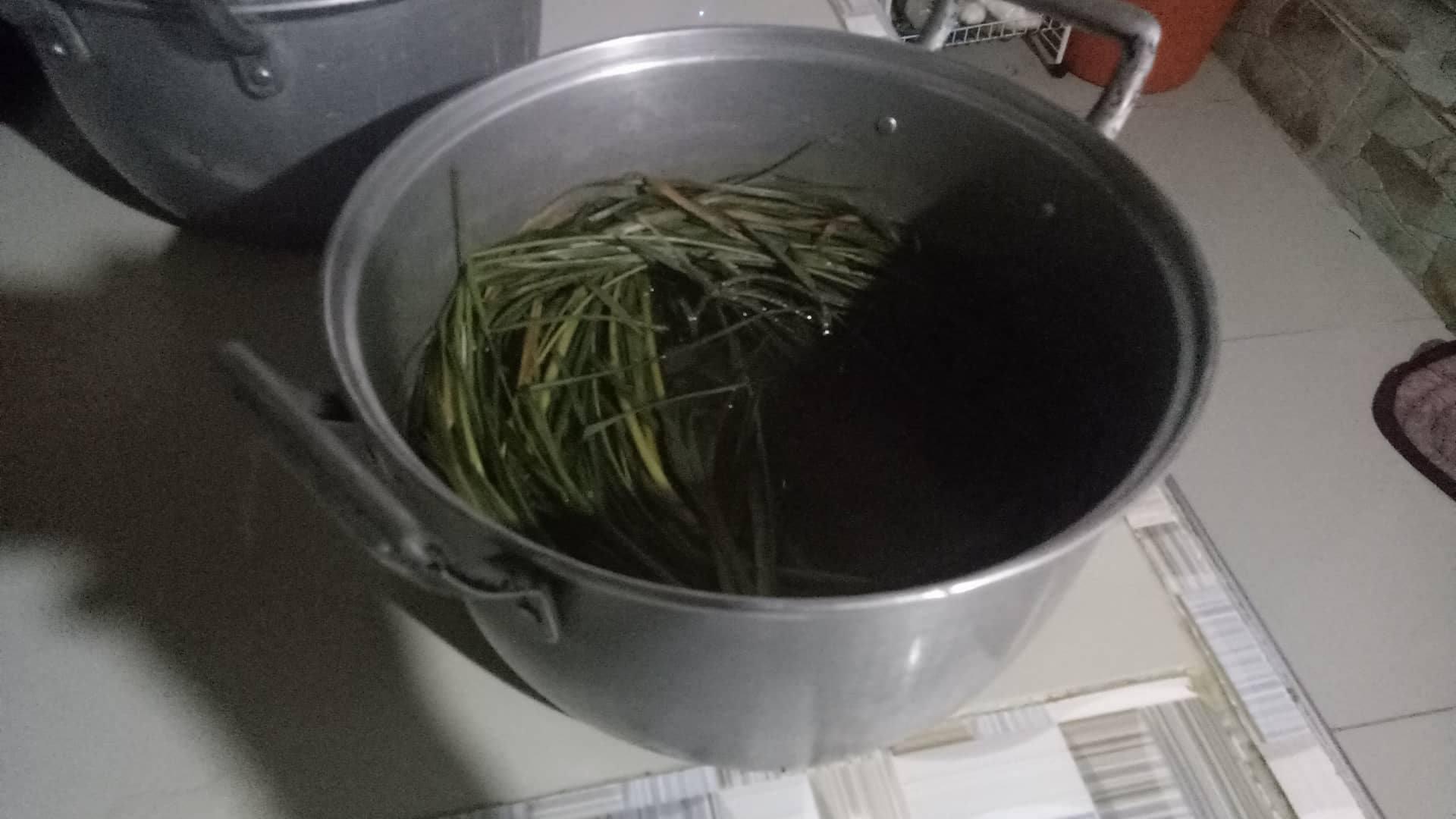 how to make paragis tea