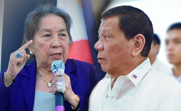 Baliw na ba siya? Winnie Monsod wants PH Medical Association to assess Duterte's mental health