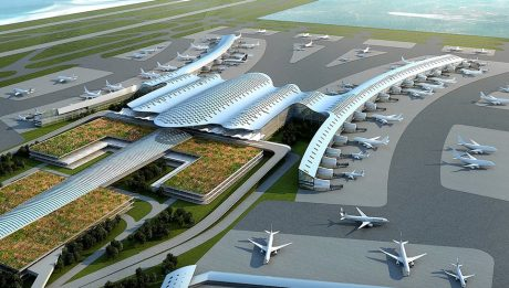New International Airport in Bulacan