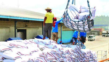 Duterte signs rice tariffication law