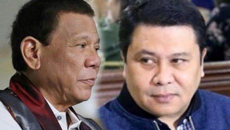 Jinggoy nilaglag nga ba ni Duterte