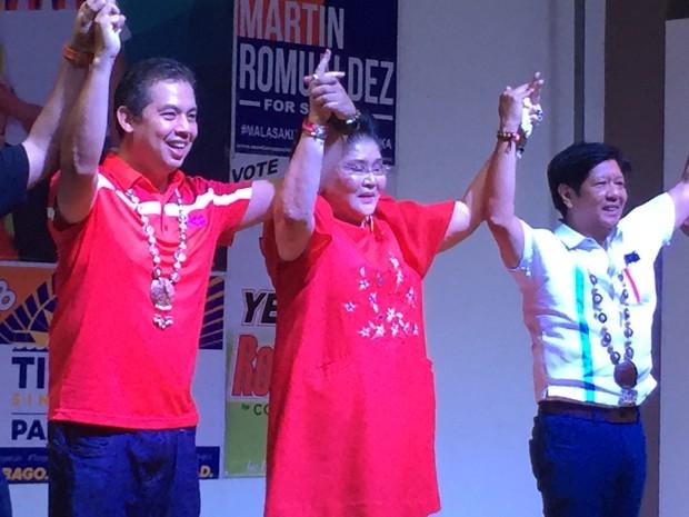 """Senator Ferdinand """"Bongbong"""" Marcos Jr"""