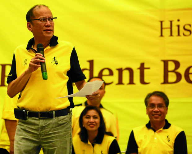 President Benigno Aquino III