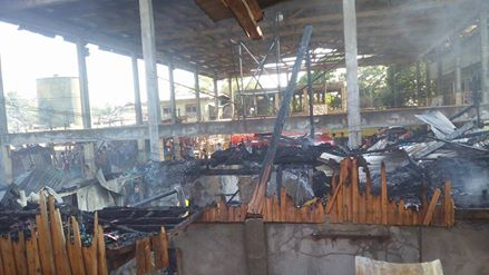 13 homes destroyed, 1920s chapel damaged in Cebu fire