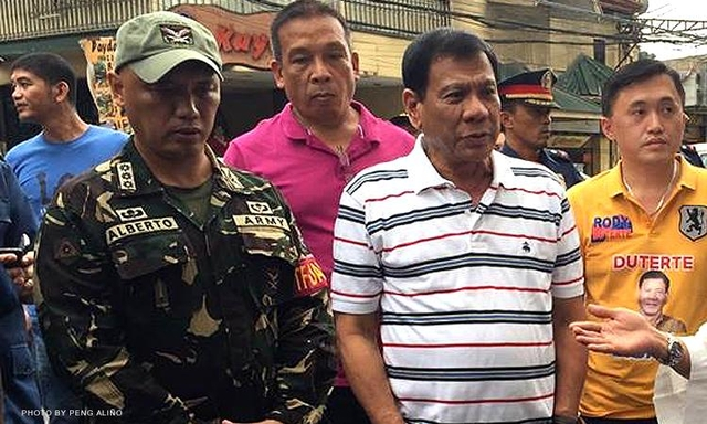 Duterte lifts ceasefire with NPA