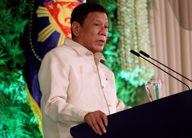 Duterte to deliver a first 'powerful' SONA