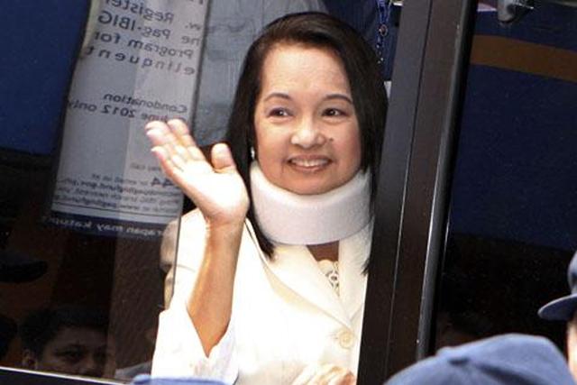 "Gloria Macapagal-Arroyo: ""Home at last"""