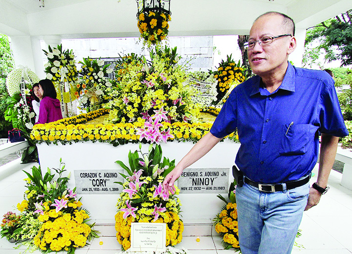 Noynoy Now A Private Citizen