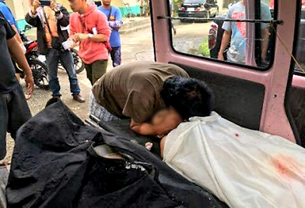 Alleged Iloilo drug lord Melvin Odicta, wife shot dead