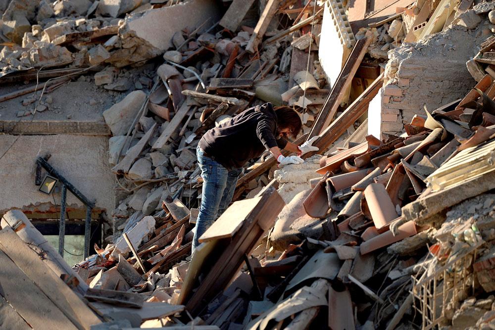 Walang Pinoy na nadamay sa Italy quake – DFA