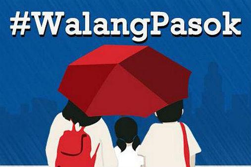 #WalangPasok