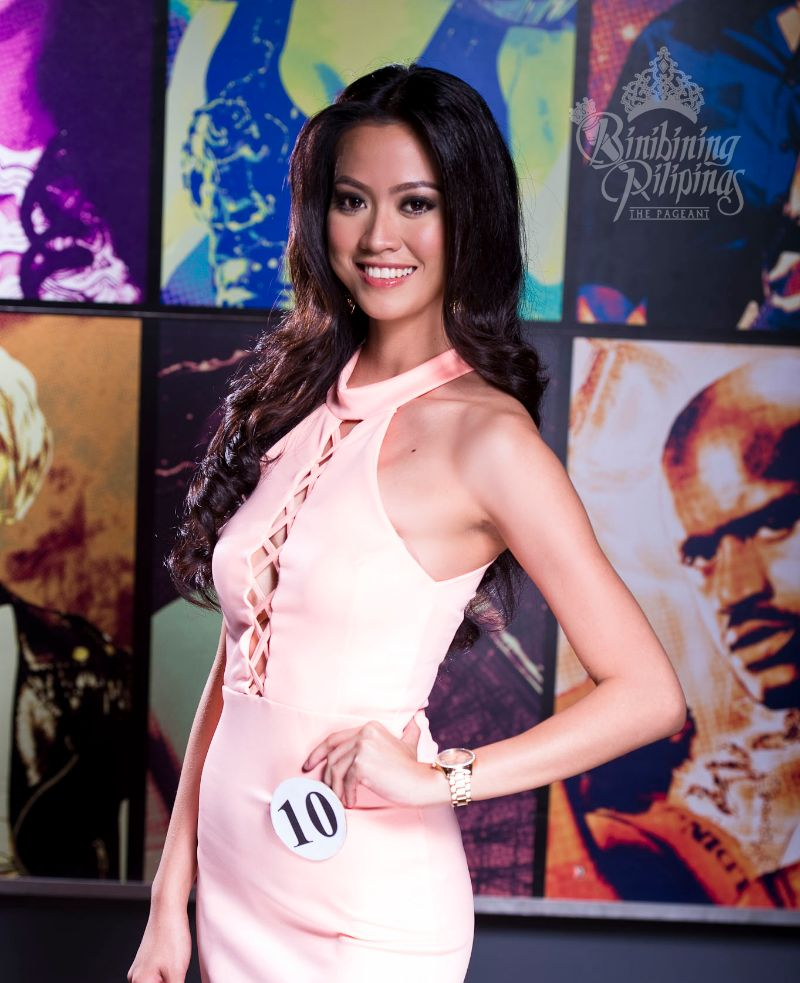 Miss United Continents 2016 Jeslyn Santos back in PH